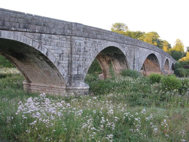 Ken Bridge, north-east of New Galloway