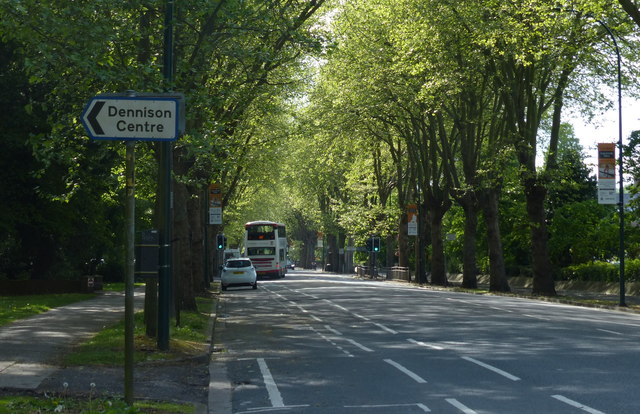 Cottingham Road in Kingston upon Hull