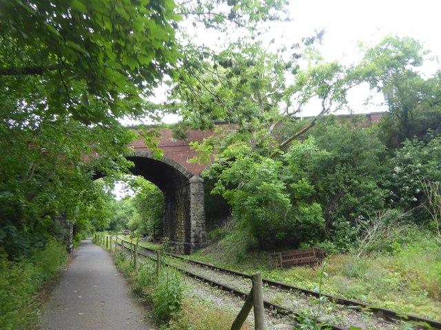 Cherry Garden Lane bridge