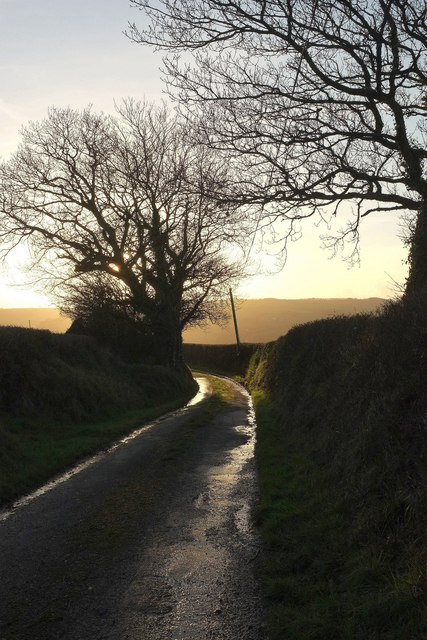 Lane to Brightley