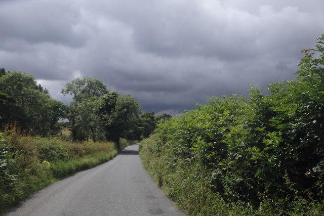Lane near Great Ayton