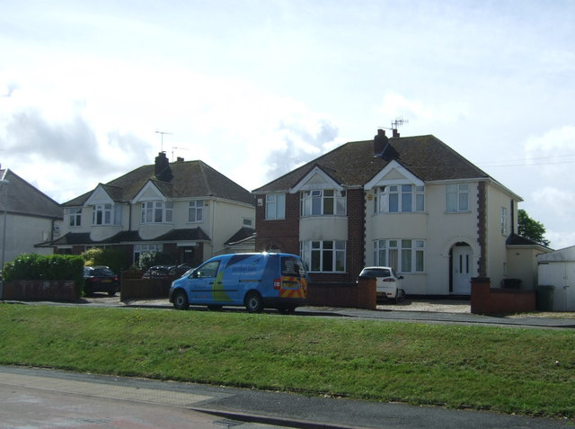 Houses on Bilford Road