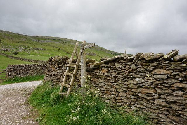 Fingerpost on White Stone Lane