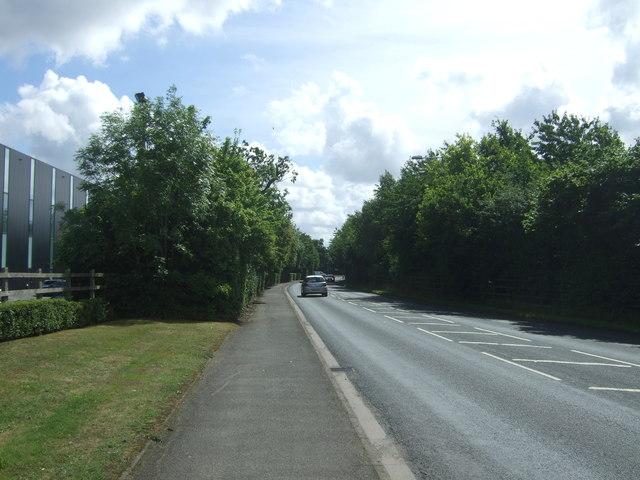 Cotswold Way (B4639)