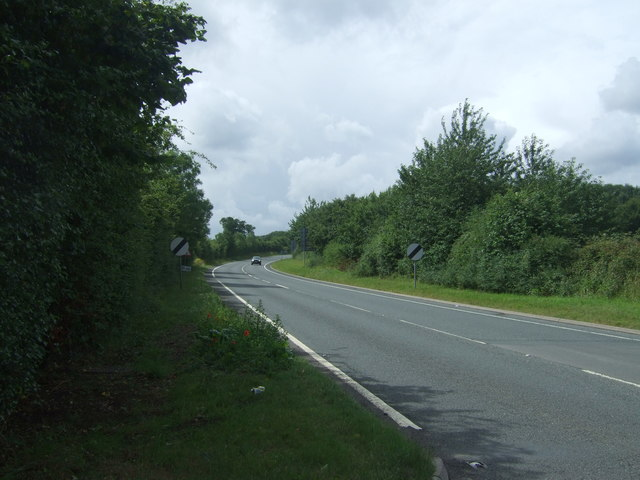 Parsonage Way (A4440), Warndon