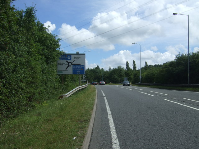 Warndon Way (A4440)