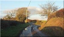 SS6223 : Eastacott Cross by Derek Harper