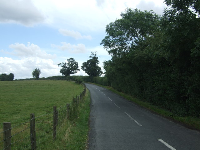 Minor road, Dunhampstead