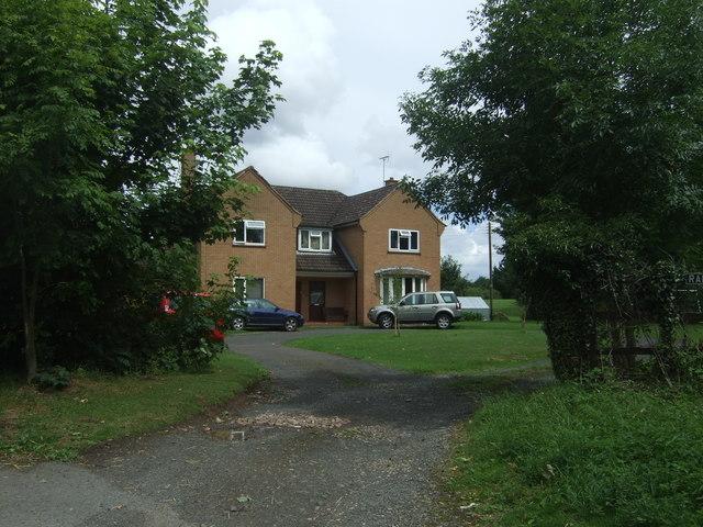 House on the B4090