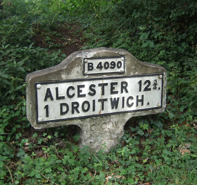 Alcester 12 3/4 Miles