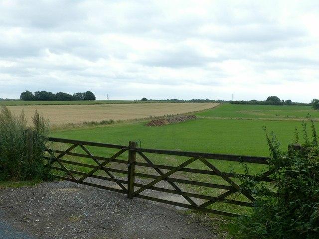 Countryside near Smalley