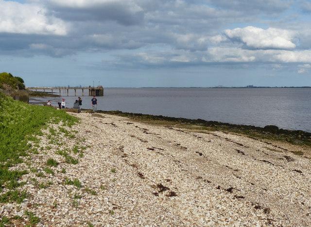 Beach near Hessle Haven