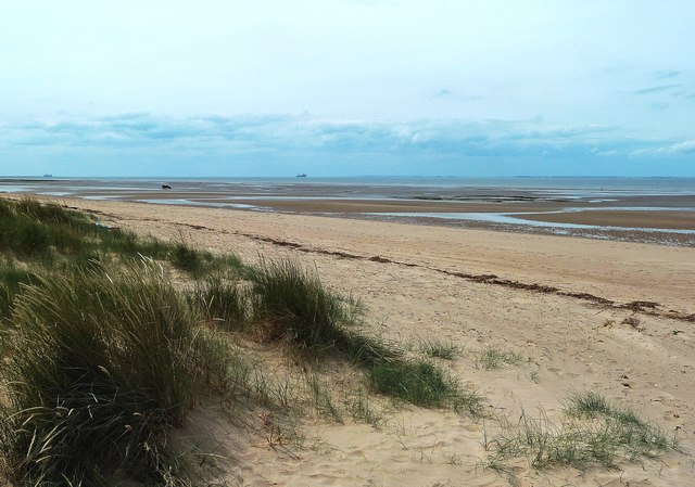 Holme Dunes View