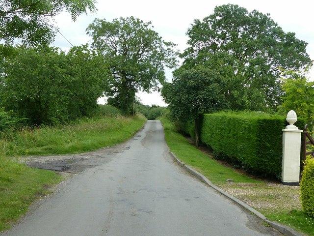 Church Lane, Morley