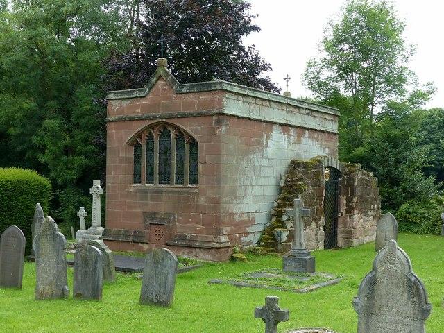 Bateman family Mausoleum, Morley