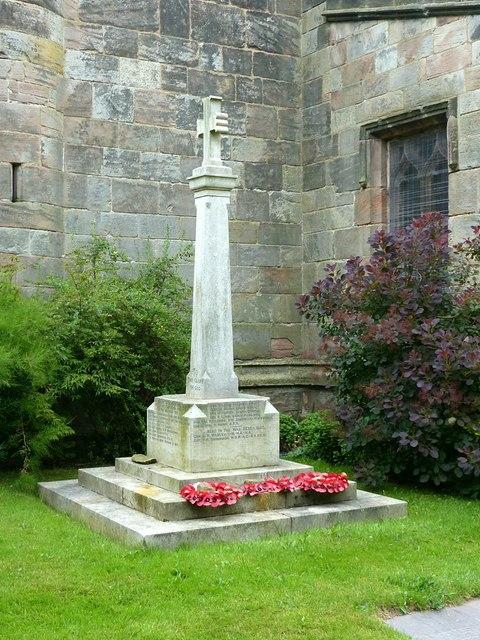 Morley war memorial