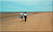 TF7045 : Low Tide Walkers by Mary and Angus Hogg