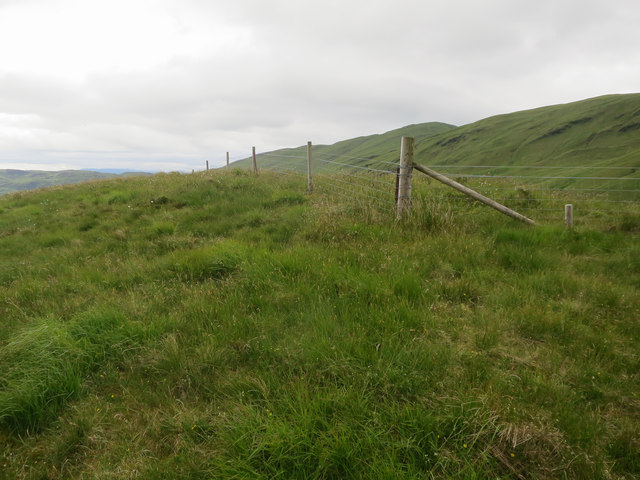 Fenceline on unnamed top