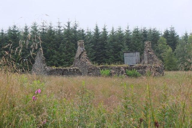 Ruins at Grassfield