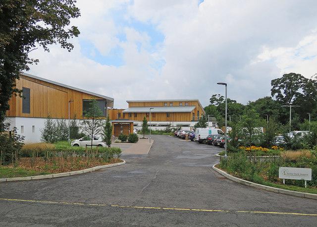 The Arthur Rank Hospice