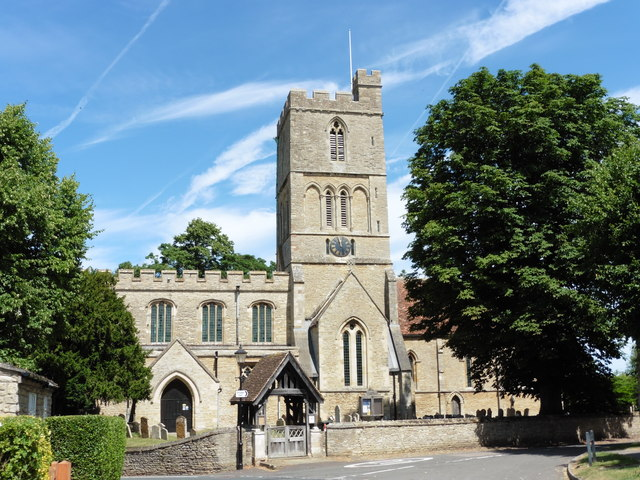 Felmersham, St Mary