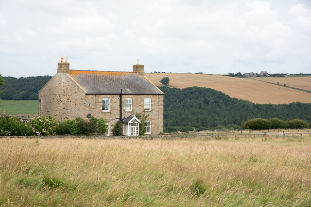 Farmhouse in Whittonstall