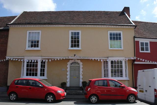 Beech House, 104 High Street, Hadleigh