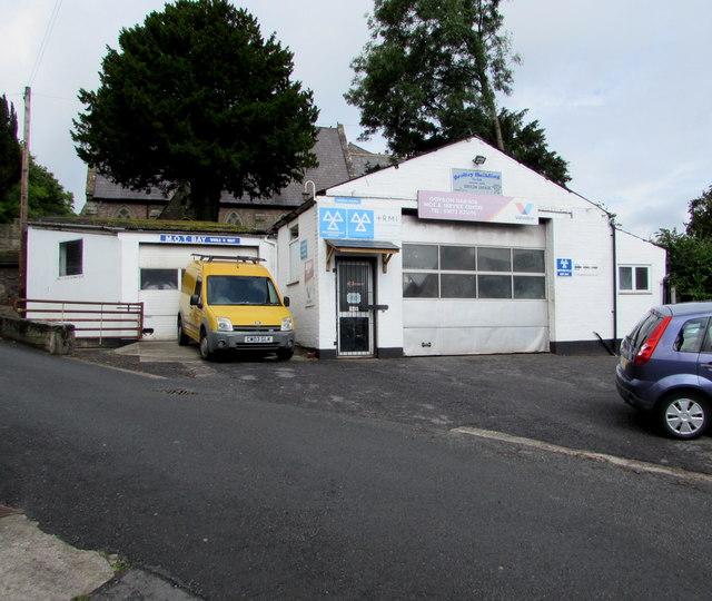 Govilon Garage, Church Lane, Govilon