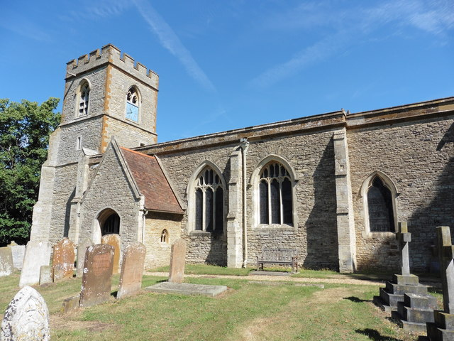 Broughton, St Lawrence