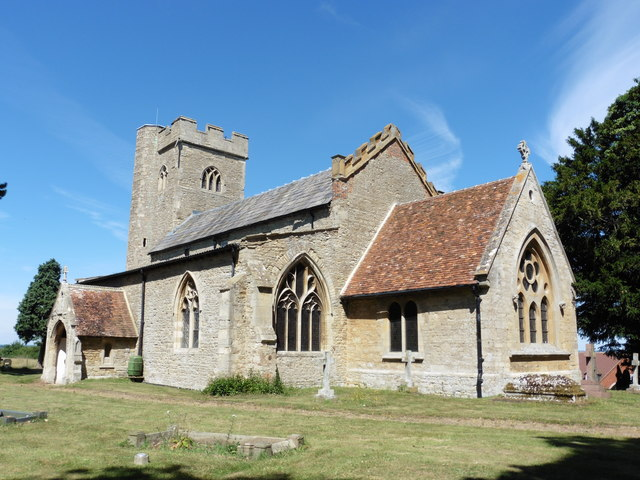 Moulsoe, Assumption of the Blessed Virgin Mary