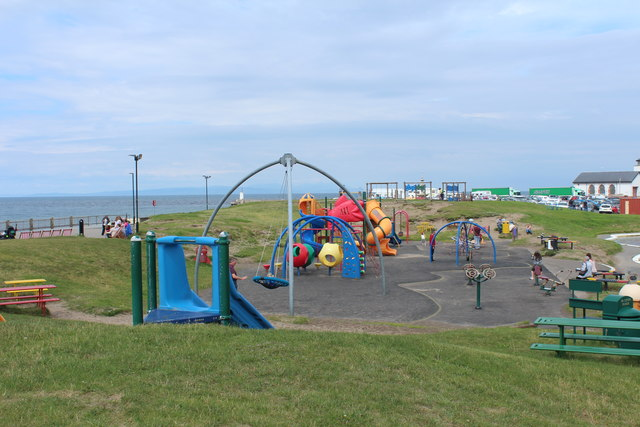 Seaside Playground, Girvan