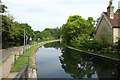 TL3712 : The New River at Great Amwell by Des Blenkinsopp