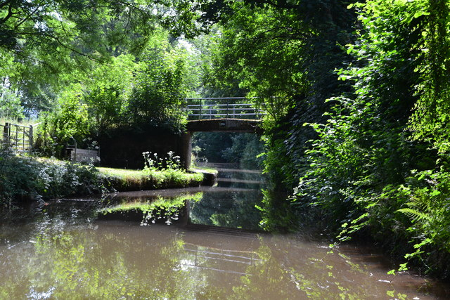 Bridge No. 121A on the Monmouthshire and Brecon Canal