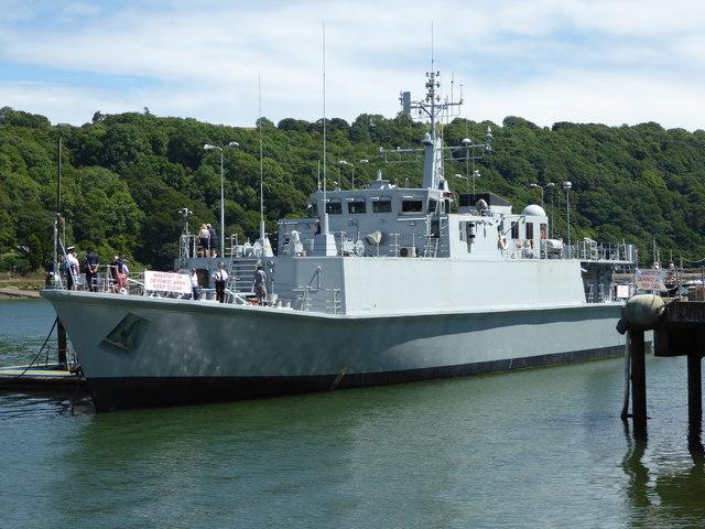 Britannia Royal Naval College - HMS Hindustan