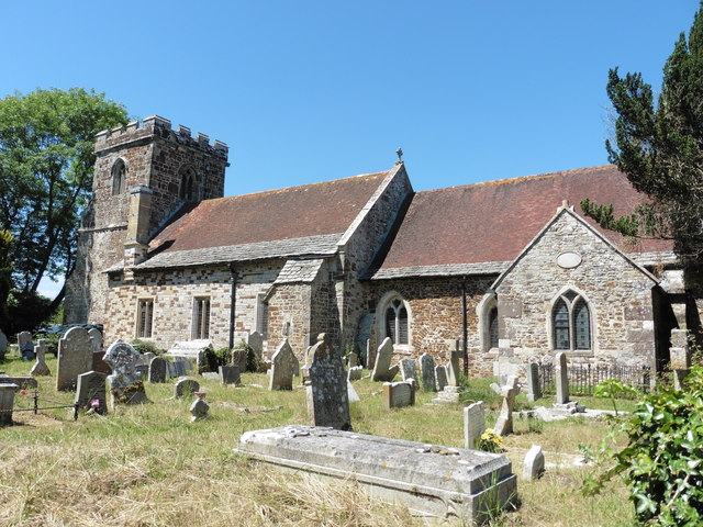 Hampreston, All Saints