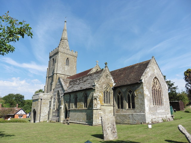 Iwerne Minster, St Mary