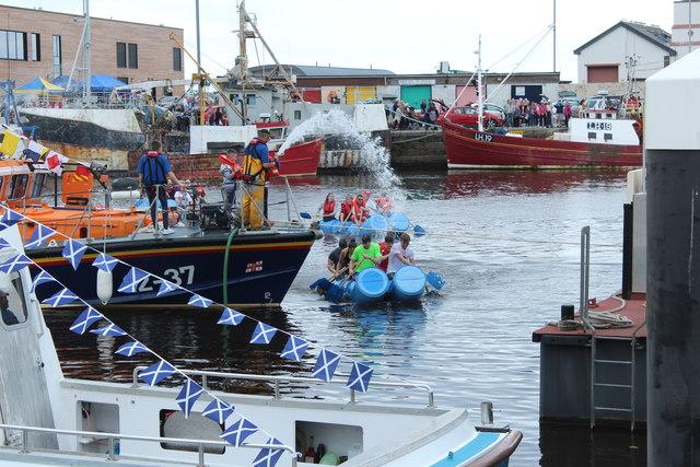 Harbour Gala, Girvan