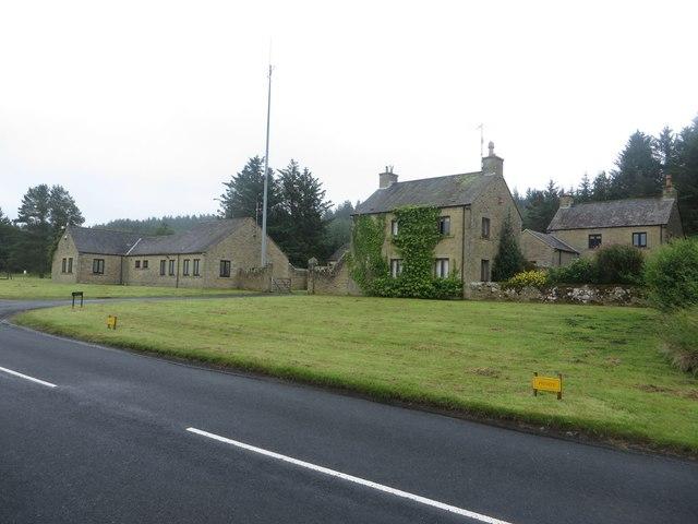 Northumbrian Water buildings, Kielder