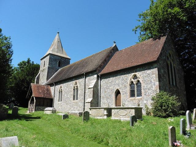 Pentridge, St Rumbold