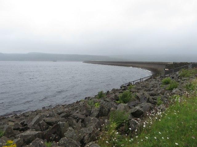 Kielder Water Dam