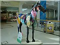 TQ5839 : Rockin' Horse, Herd of Hospice by Oast House Archive