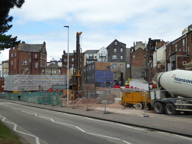 Building site - Exeter