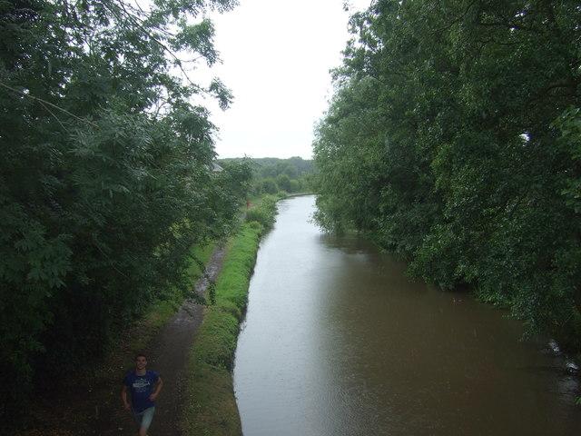 Worcester & Birmingham Canal