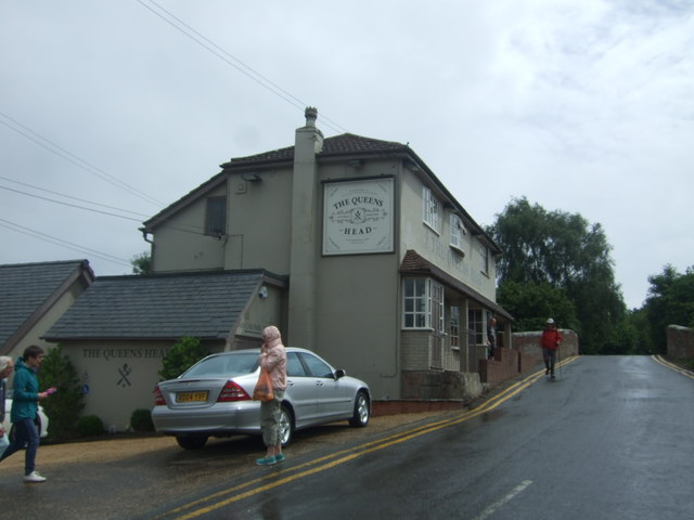 The Queens Head, Stoke Pound