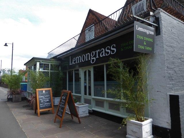 Lemongrass, High Street