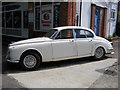 TQ3195 : Jaguar Mark 2, Grange Park by Paul Bryan