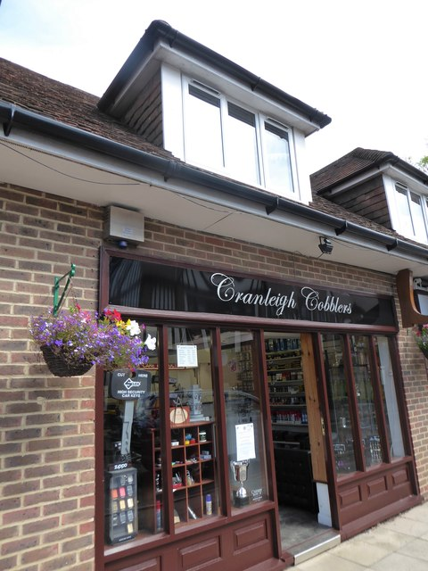 Cranleigh Cobblers, Village Way