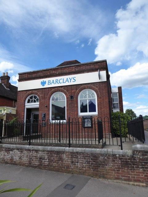 Barclays, High Street