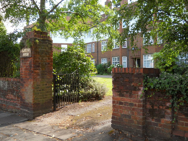 Uplands Court, The Green, Winchmore Hill