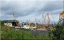 NT3698 : Fife Energy Park by Bill Kasman
